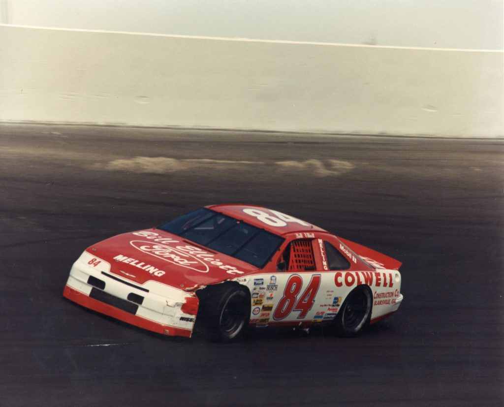 #84 Bill Elliott Ford / Colwell Construction Co.