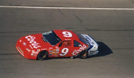 #9 Coors Thunderbird Red Bumper