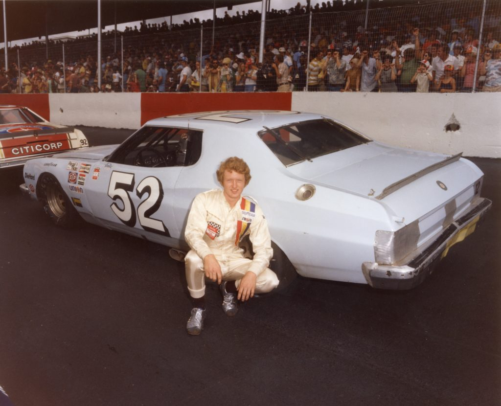 Unsponsored #52 Ford Torino (1977)
