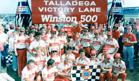 #8 Winston 500