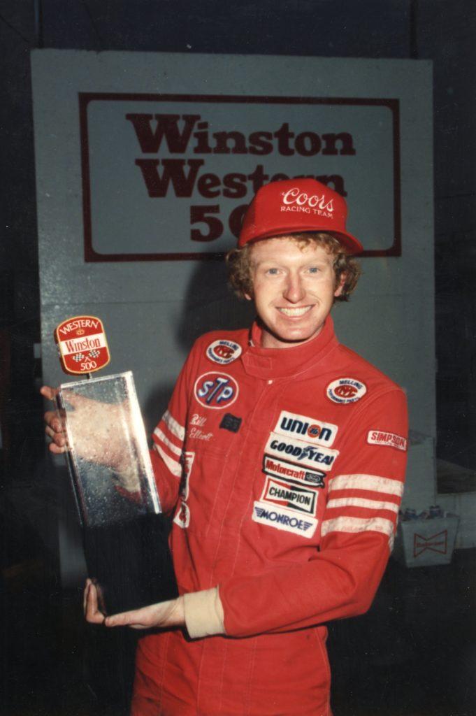 #1 Winston Western 500