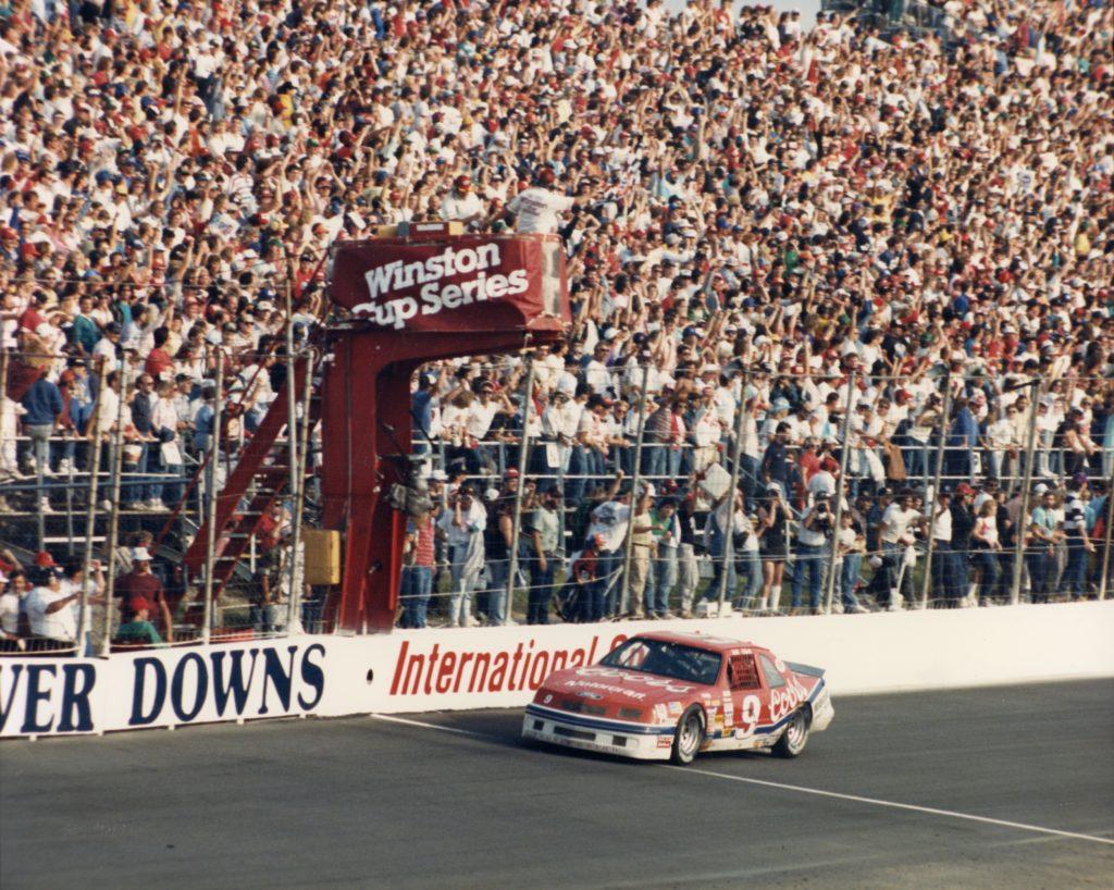 #25 Budweiser 500