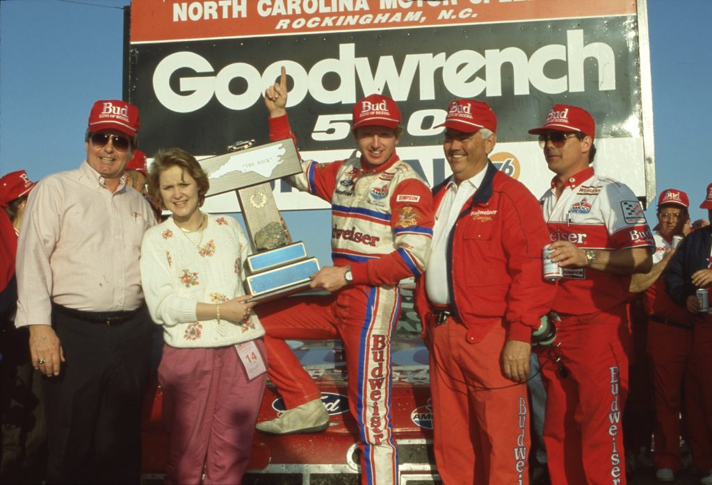 #35 Goodwrench 500