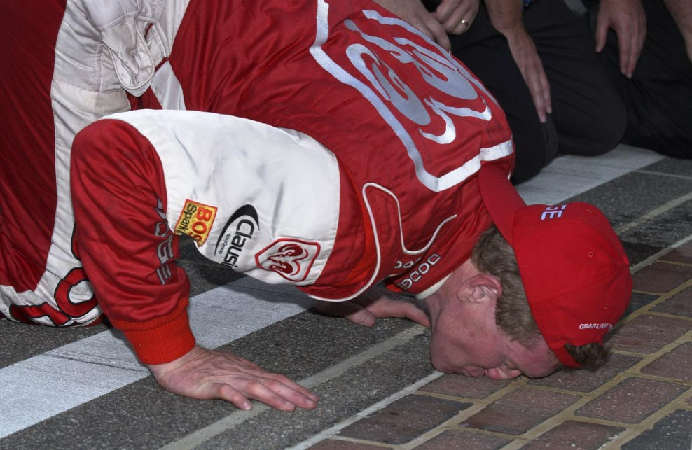 Brickyard 400 at Indianapolis Win