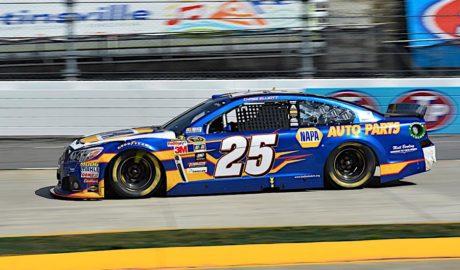 #25 NAPA Auto Parts Chevrolet SS (2015)