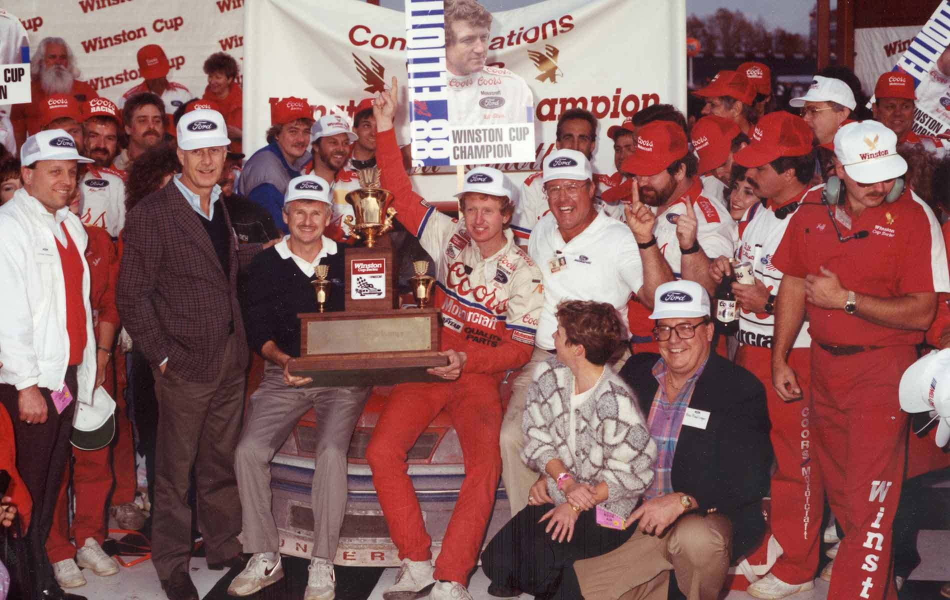 1988 Winston Cup Champion