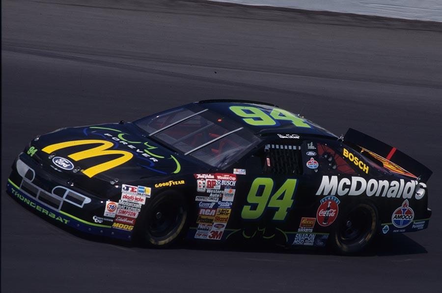 Batman Forever McDonald's #94 Car