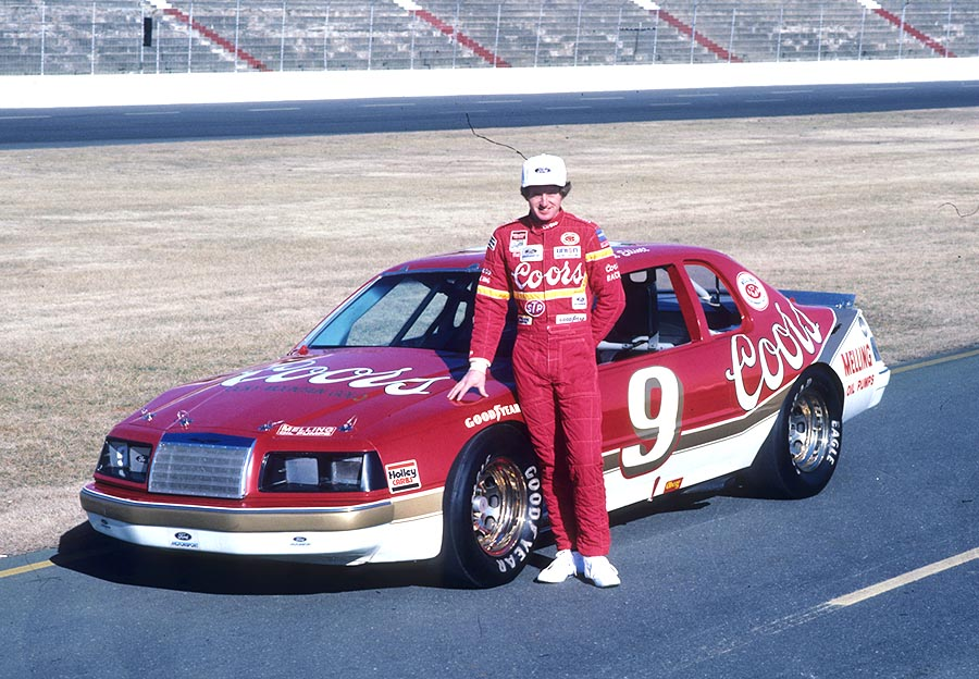 Coors Gold Stripe #9 Ford (1984)