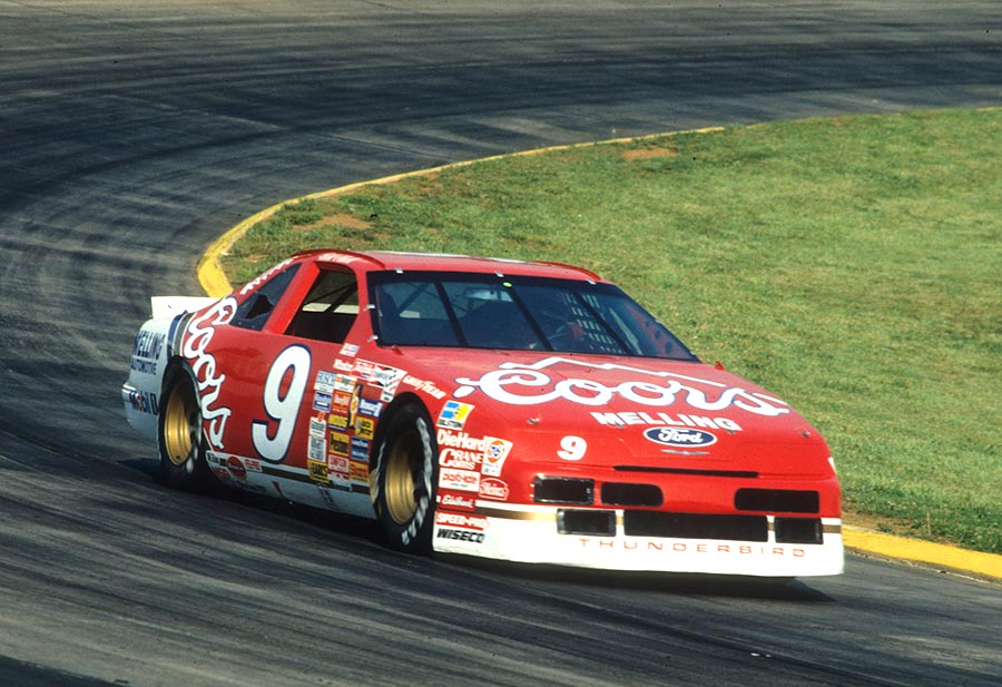Coors #9 Ford (1989-90)