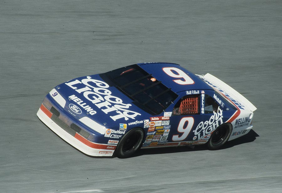 Coors Light #9 Ford (1991)