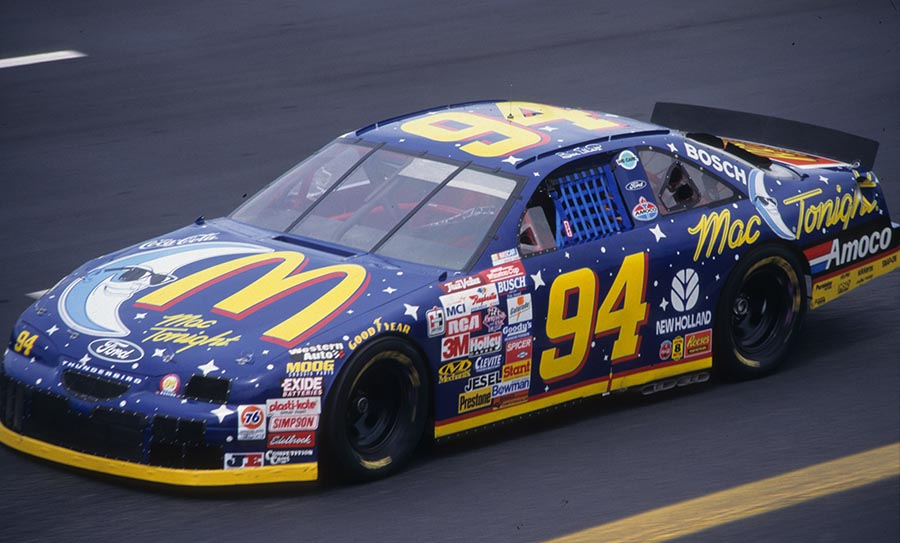 McDonald's Mac Tonight #94 Ford (1997-98)