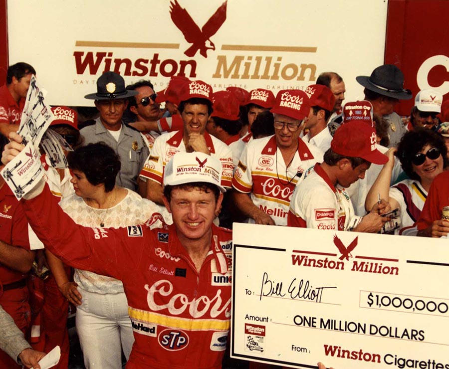 The Winston Million Payday