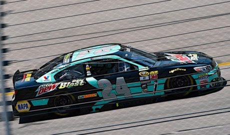Mtn Dew Baja Blast #24 Chevrolet (2016)