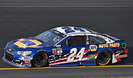 NAPA Patriotic #24 Chevrolet (2016)