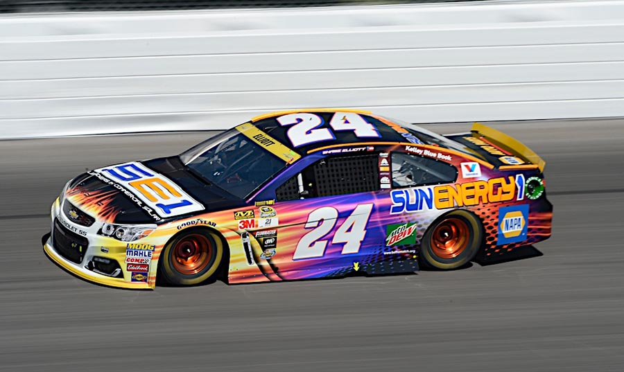 SunEnergy1 #24 Chevrolet (2016)