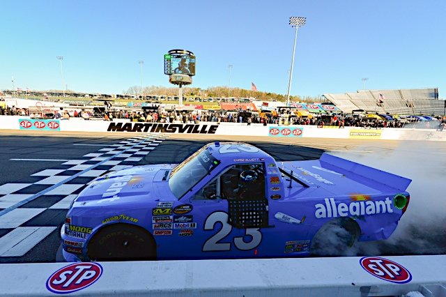 #56 Alpha Energy Solutions 250 – NCWTS