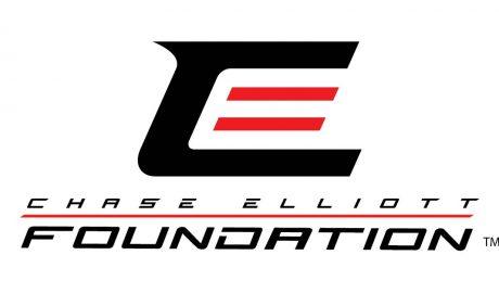Chase Elliott 2020 NASCAR Champion Trophy Exhibit