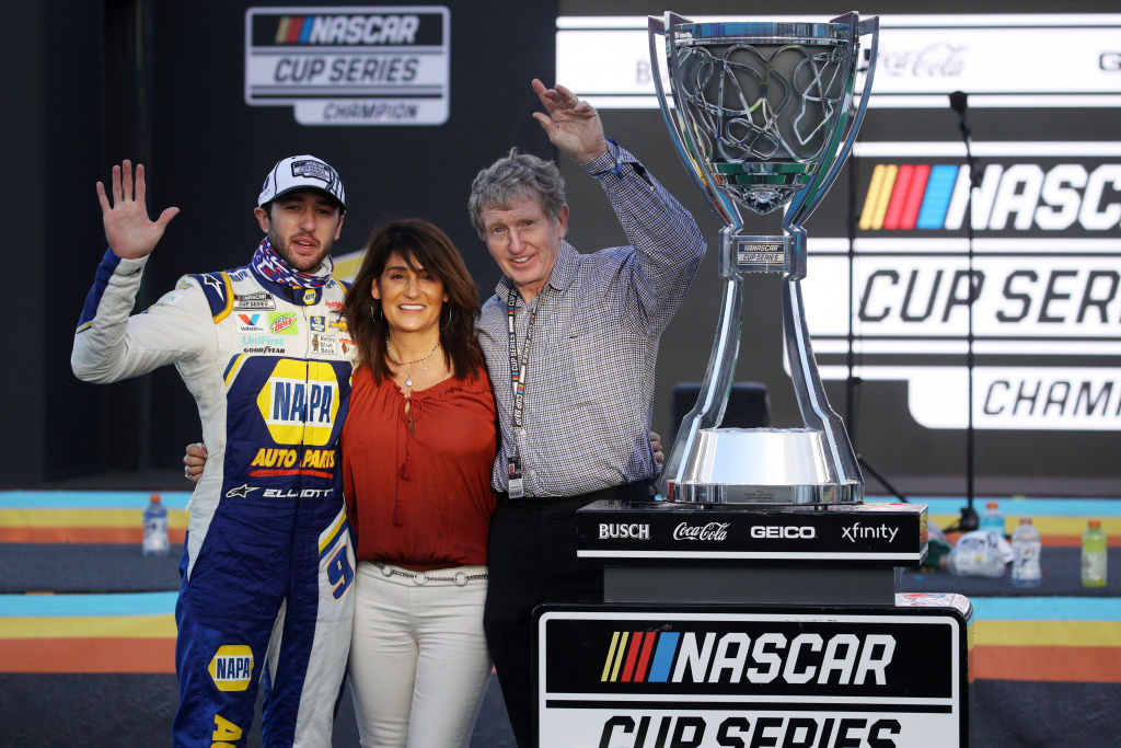 NASCAR Cup Series Season Finale 500 and the 2020 NASCAR Cup Series Championship at Phoenix Raceway on November 08, 2020